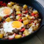 Sausage and Egg Breakfast Skillet