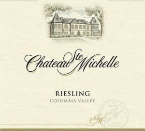 Chateau Ste. Michelle - Riesling