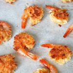 Coconut Shrimp with Spicy Peach Dip