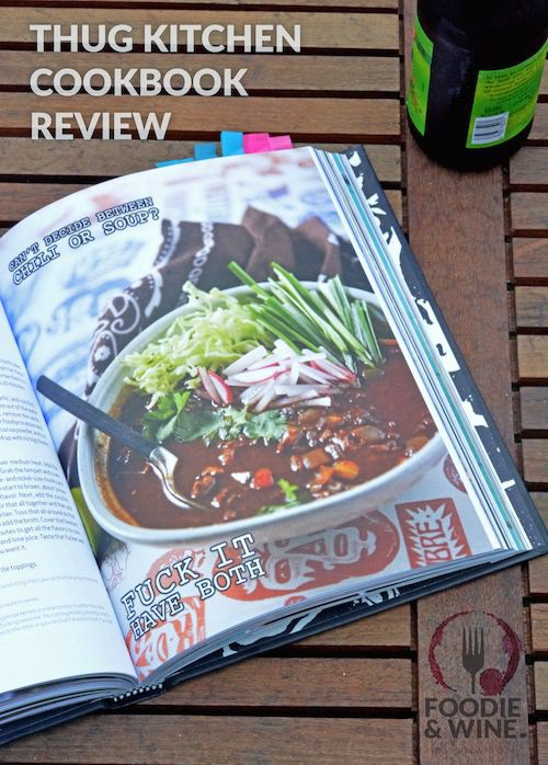 Thug Kitchen Cookbook Review