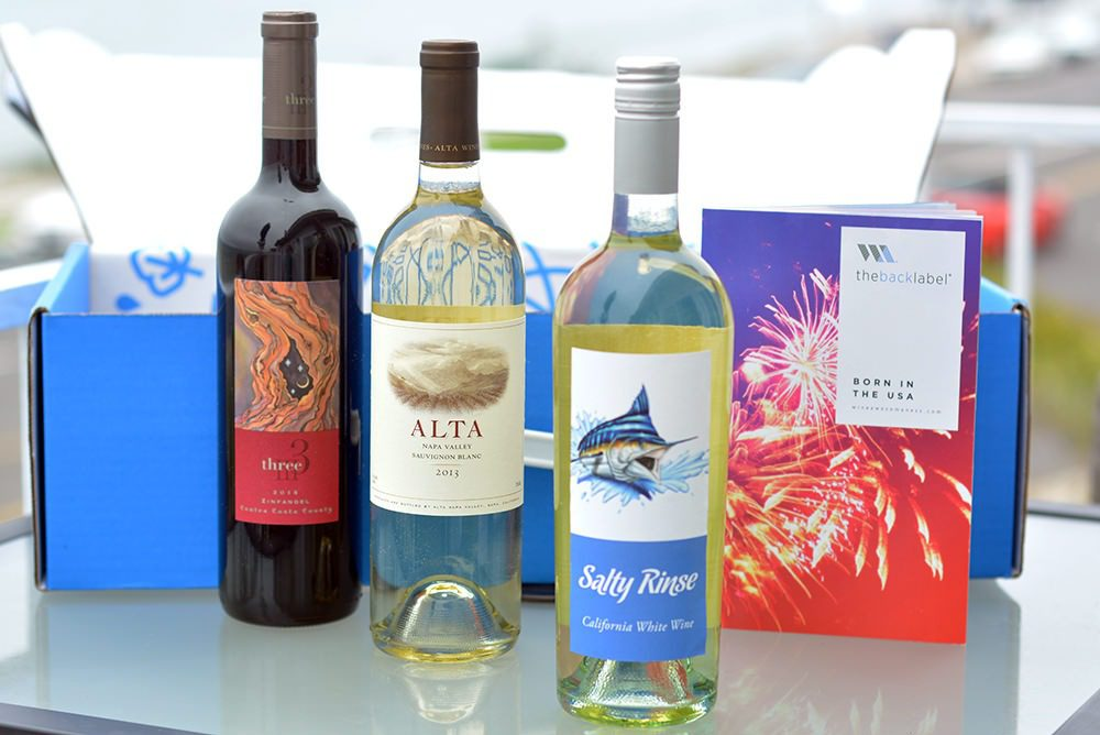 Wine Awesomeness Review - bottles - review