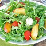 Peach Salad