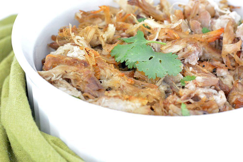 Mexican cuisine - Slow Cooker Carnitas