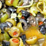 Muffuletta - Olive Salad