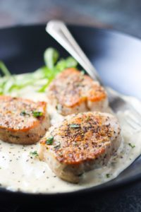 Pork-Chops-with-Tarragon-Cream-Sauce-5