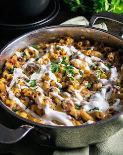 One Pan Recipe