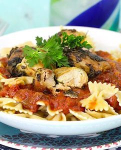 farfalle-chicken