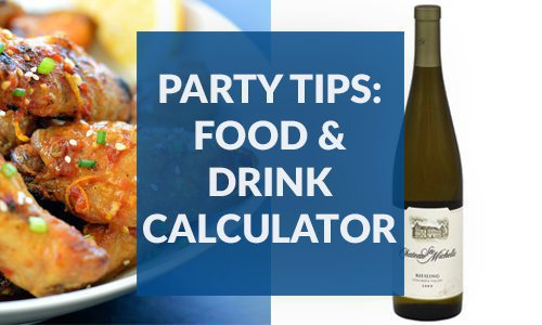 Party Food and Drink Calculator