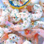 Seafood - Lemon Garlic Shrimp