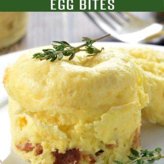 Starbucks Sous Vide Egg Bites Instant Pot