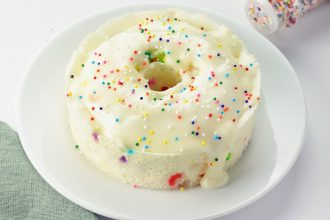 Instant Pot Angel Food Cake
