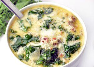 Soup - Zuppa toscana