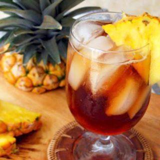 Pineapple Sweet Tea