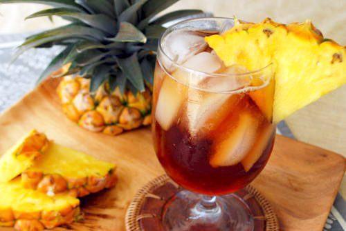 Pineapple Sweet Tea