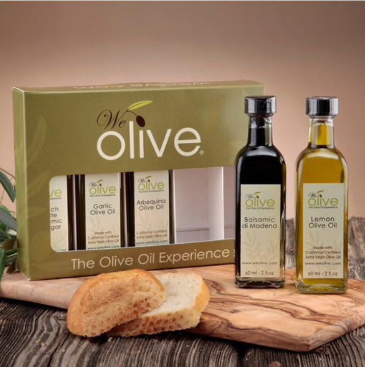 We Olive Gift Set