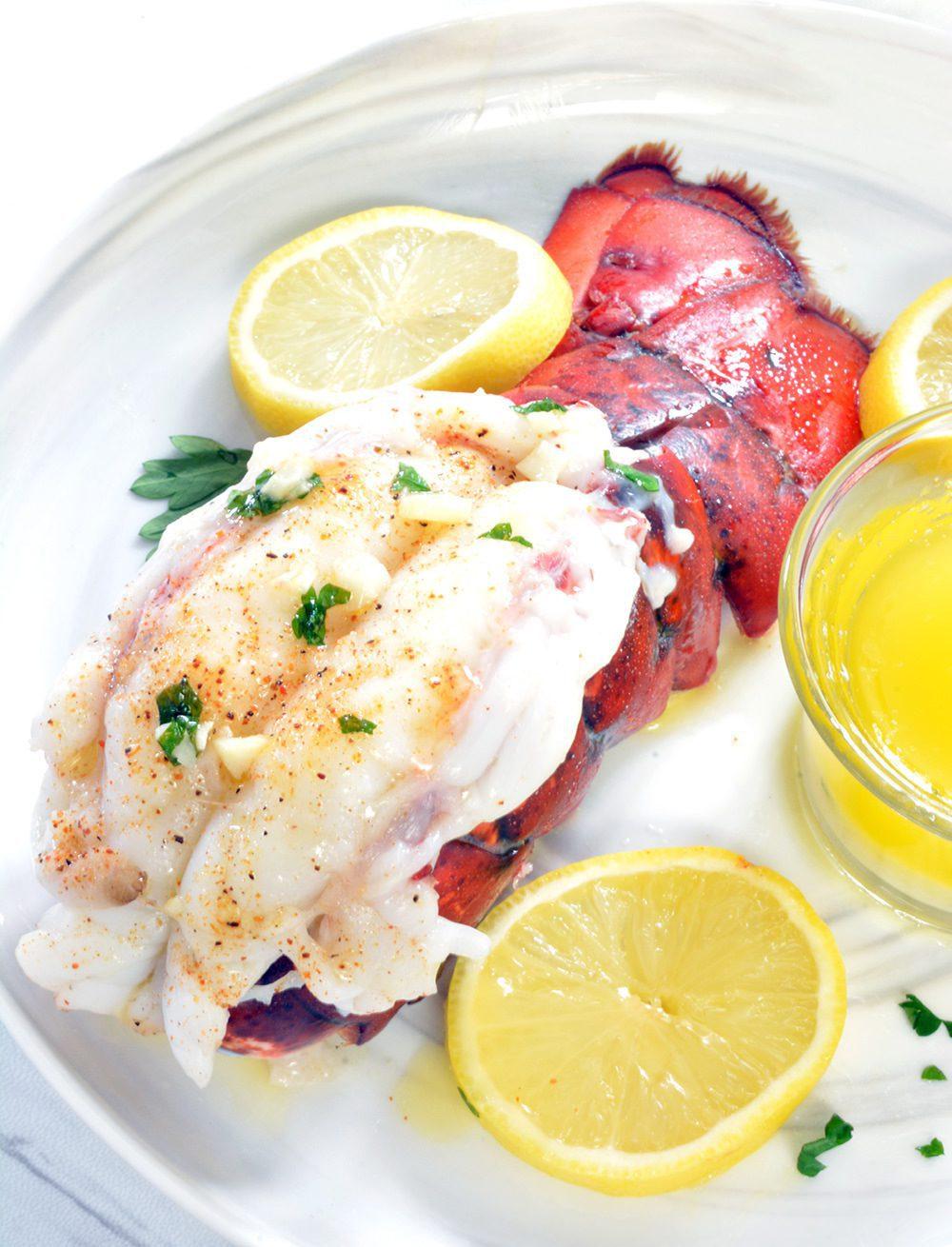 Garlic Butter Lobster