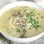 Creamy Potato and Leek Soup